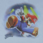 Dance Dance Revolution Mario Mix - Nintendo Photo-Sheer T-shirt