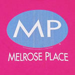 Melrose Place Logo - Melrose Place Sheer Women's T-shirt