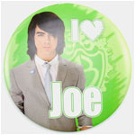 I Heart Joe - Jonas Brothers Button