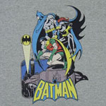 Batman, Robin, and Batgirl - DC Comics T-shirt