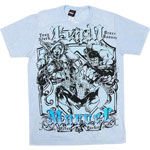 Team Marvel - Marvel Comics Sheer Mineral Wash T-shirt