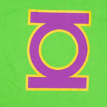 Bright Green Lantern Logo - DC Comics T-shirt