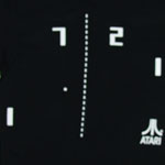 Pong - Atari Sheer T-shirt