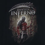 Dante With Scythe - Dante's Inferno T-shirt