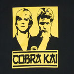 Johnny And Kreese - Karate Kid Sheer T-shirt