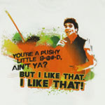 I Like That! - Karate Kid Sheer T-shirt