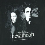 Bella And Edward - Twilight Sheer Women's T-shirt