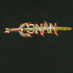 Conan - Conan The Barbarian Sheer T-shirt