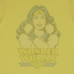 Wonder At Large - Wonder Woman Sheer Women's T-shirt