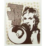 You Want To Be Me - Glee Sticker