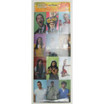 Photos - Glee Sticker Set