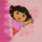 Dora Waving - Dora The Explorer Youth T-shirt