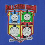 Full Steam Ahead - Thomas The Tank Engine Juvenile And Toddler T-shirt