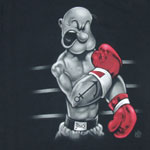 Knockout Punch - Popeye T-shirt
