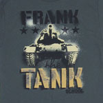 Frank The Tank - Old School T-shirt