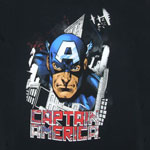 American City - Captain America - Marvel Comics T-shirt