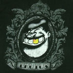 Brutus Gold Tooth - Popeye Sheer T-shirt