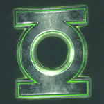 Logo - The Green Lantern T-shirt