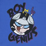 Boy Genius - Dexter's Laboratory T-shirt