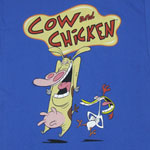 Cow And Chicken T-shirt