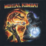 Scorpion Vs. Sub Zero - Mortal Kombat T-shirt