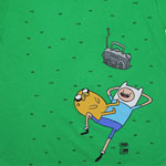 Lying In The Grass - Adventure Time T-shirt