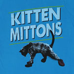 Kitten Mittons - It's Always Sunny In Philadelphia Sheer Women's T-shirt