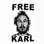 Free Karl - Workaholics T-shirt