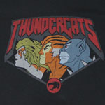 Look One Way - Thundercats T-shirt