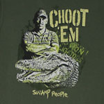 Choot Em - Swamp People T-shirt