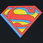 Extruded Superman Logo - DC Comics T-shirt