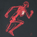 Flash X-ray - DC Comics T-shirt