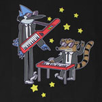 Play The Keytar - Regular Show T-shirt