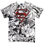Comics All Over - DC Comics T-shirt