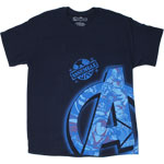 Top Secret - Avengers T-shirt
