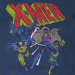Retro X-Men - Marvel Comics Sheer T-shirt