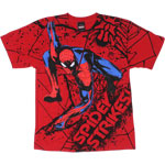 Spidey Strikes - Amazing Spider-Man Youth T-shirt