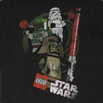The Baddest - LEGO Star Wars Youth T-shirt