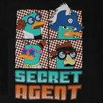 Secret Agent - Phineas And Ferb Youth T-shirt