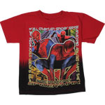 Metromania - Amazing Spider-Man Juvenile T-shirt