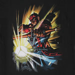 Hawkeye Blast - Marvel Comics T-shirt