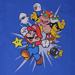 Mario Group - Nintendo T-shirt