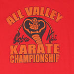 All Valley - Karate Kid Sheer T-shirt