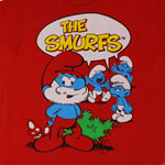 The Smurfs Juvenile T-shirt