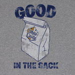 Good In The Sack - White Castle T-shirt