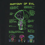 Anatomy Of Evil - Family Guy T-shirt