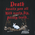 Death Awaits You - Monty Python T-shirt
