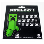 SSSSSSSS - Minecraft Sticker