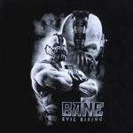 Bane Rising - Dark Knight Rises T-shirt
