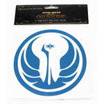 Galactic Republic Logo - Star Wars The Old Republic Sticker